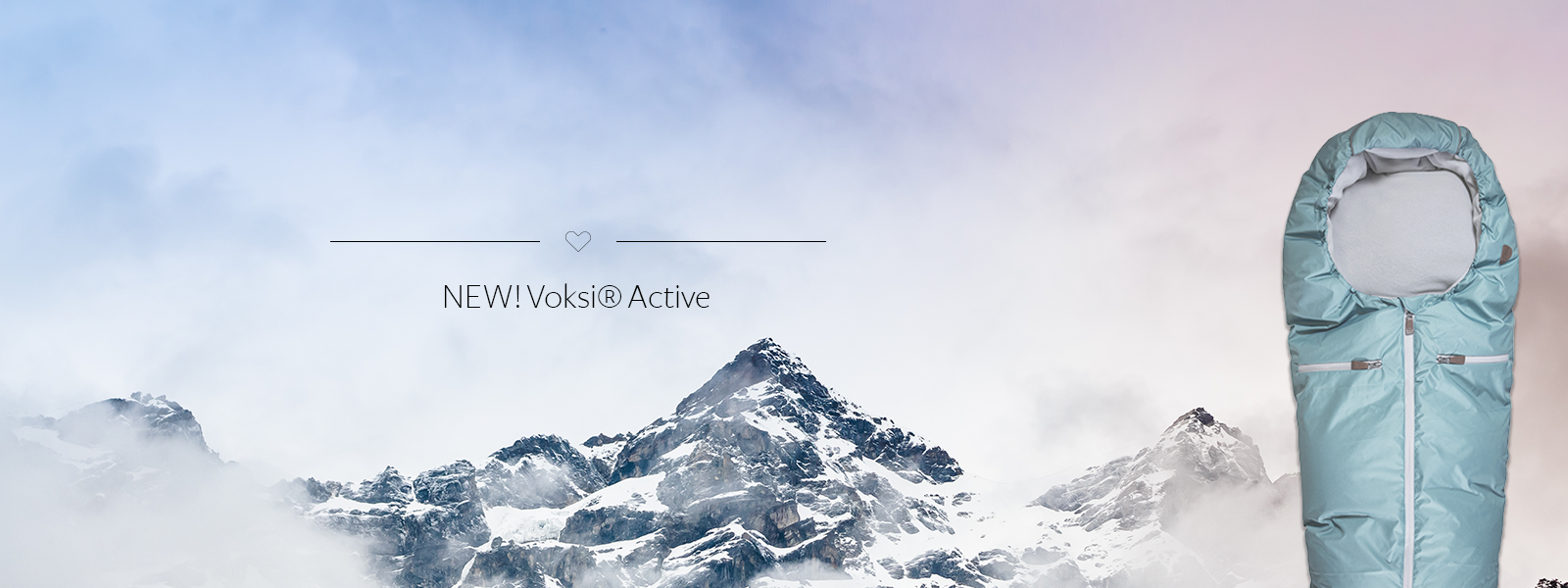 NEW! Voksi® Active