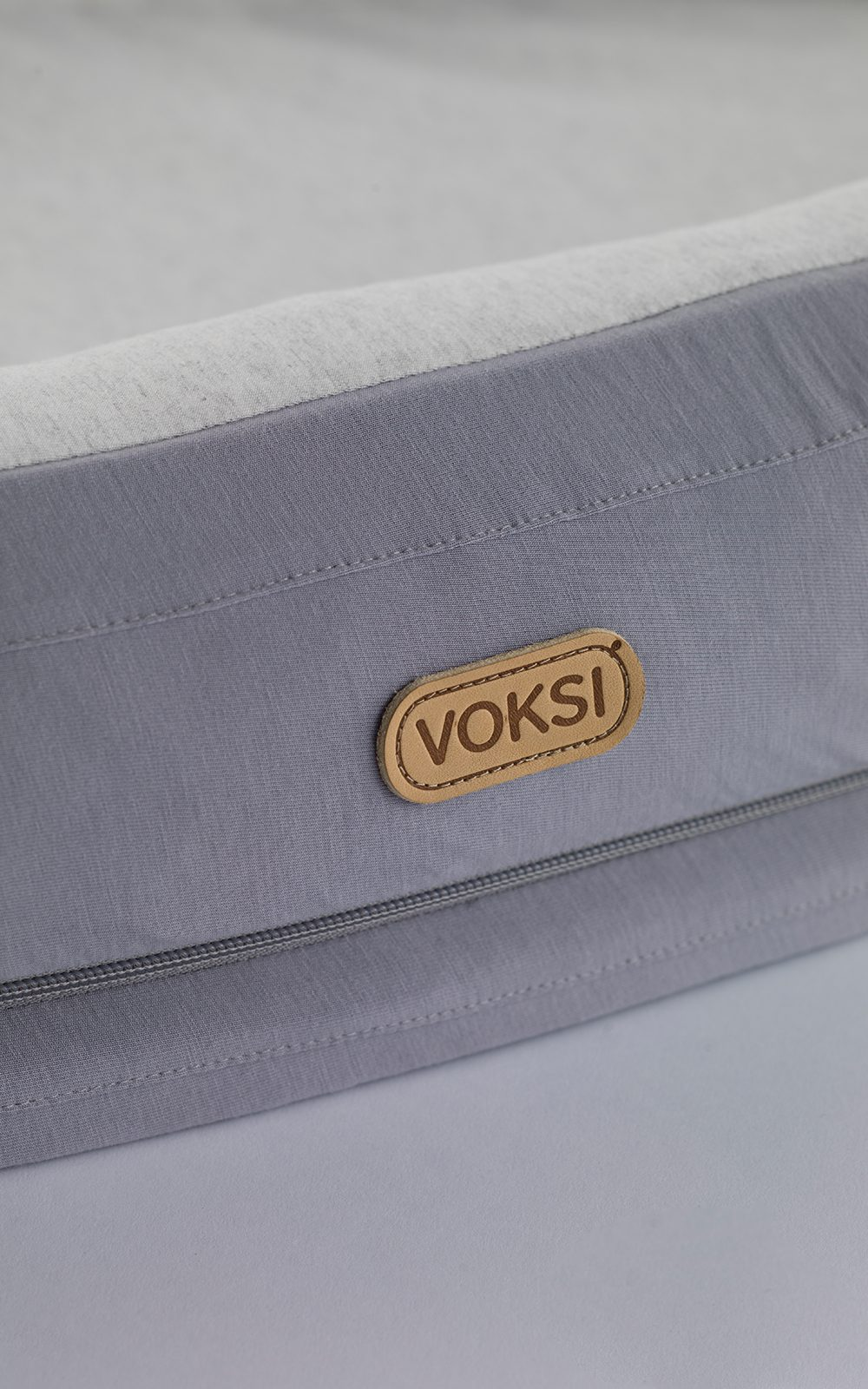 Voksi Baby Nest Light Grey detail
