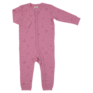 Voksi Wool Jumpsuit Rose