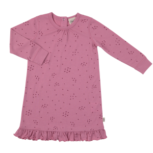 Voksi Wool Dress Rose Star